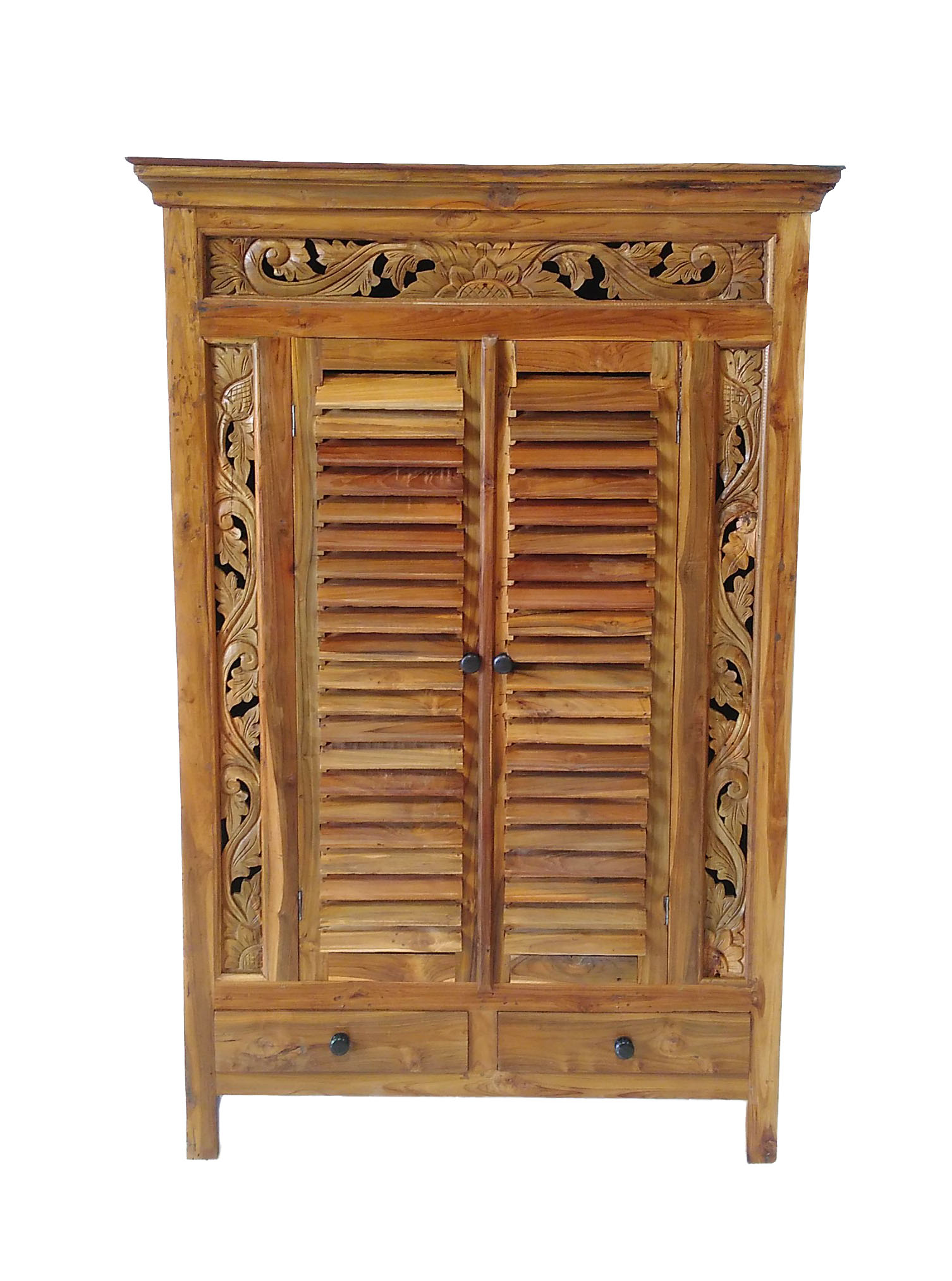 cabinet carved