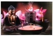 Print Buddha - 90x60