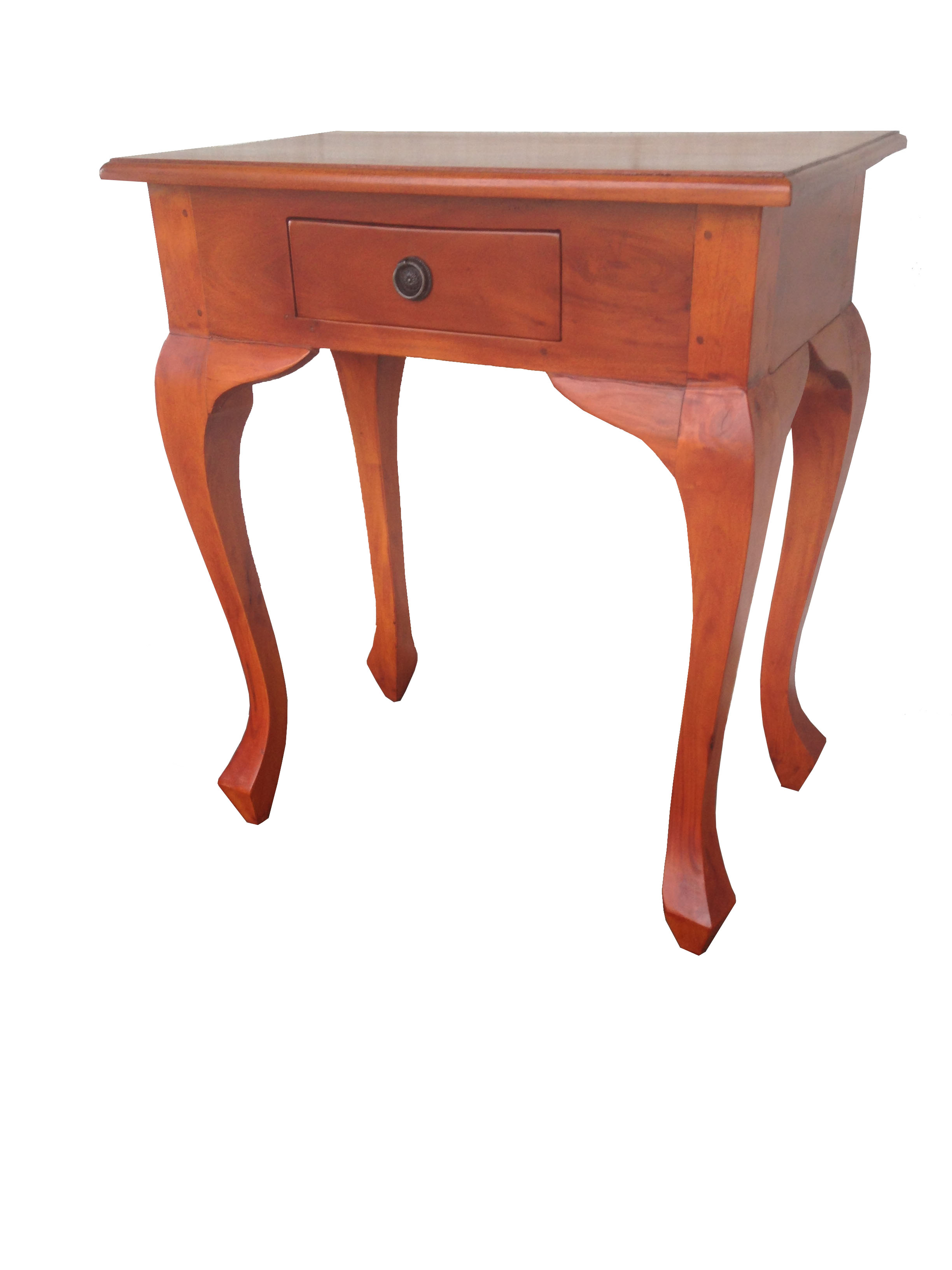 hall table furniture. Hall Table Queen Ann Legs 1 Drw Furniture