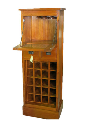 Wine Rack Cabinet Open Prime Liquidations, Wine Rack Furniture Australia