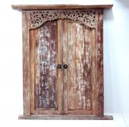 Antique Style Door \u2013 210x180x18  sc 1 st  Prime Liquidations & Bali Doors \u0026 Shutters | Prime Liquidations