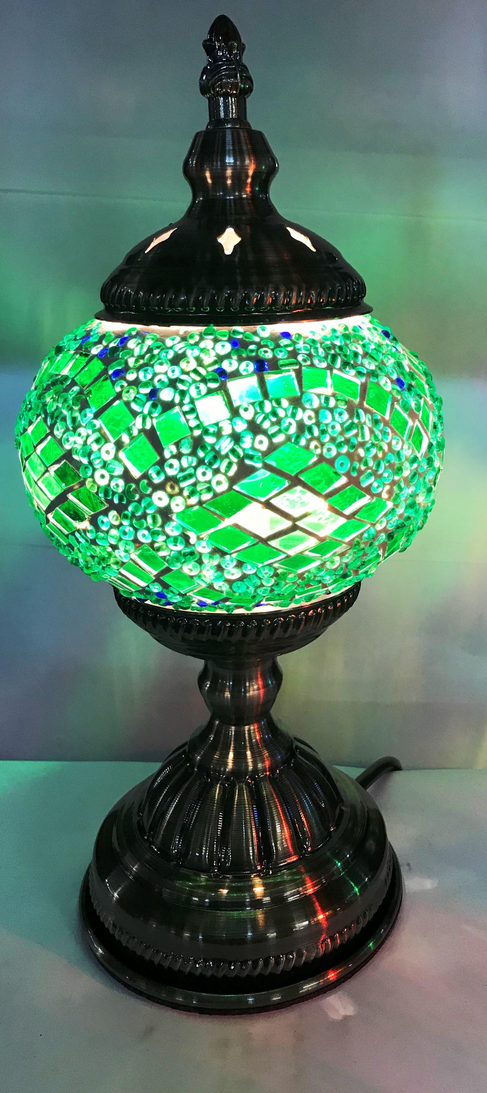 Moroc lamp - Grn